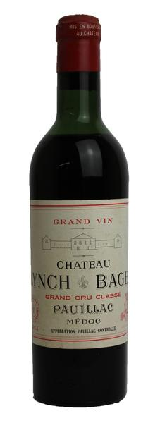 Chateau Lynch-Bages, 1964